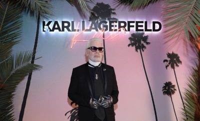 Karl Lagerfeld X Kaia Capsule Collection Launch - Photocall